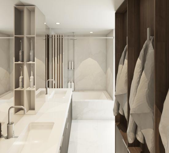 Olive Residence Washroom 2